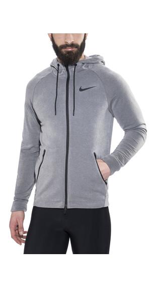 Nike Dry Training Full-Zip Hoodie Men midnight fog/dust/black